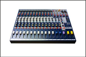 SOUNDCRAFT EFX8/12调音台